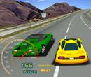 3D Hızlı Araba Yarışı