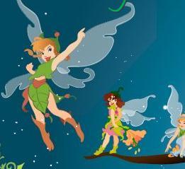 Disney Peri Yıldızları