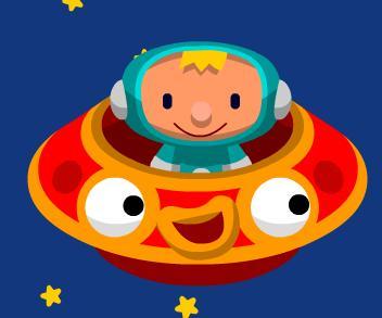 Spinner Uzaylı Çocuk