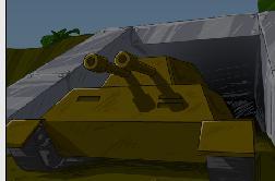 Tankları Kapışması