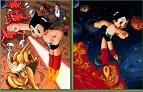 Astro Boy Benzerlik Bulma