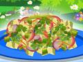 Asya Salatası Yapma