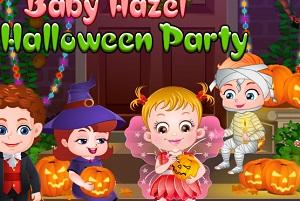 Bebek Hazel Cadılar Bayramı