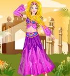 Barbie Arap Prensesi Giydir