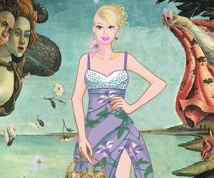 Barbie Bahar Prensesi