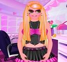 Barbie Emo Saçları