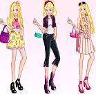 Barbie Gibi Giydirme