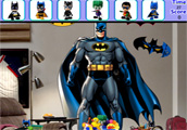 Batman Obje Bul