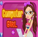 Bilgisayar Cambazı Güzeli