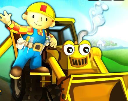 Bob Traktör Sürüşü
