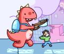 Büyük Dinozor Koşusu