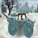 Buz Çağı Atv Arabası