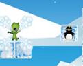 Buz Küpü Penguen