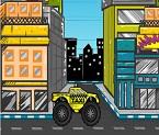 Canavar Kamyon Taksi