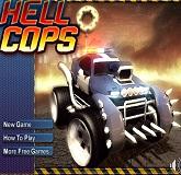 Canavar Polis Arabası