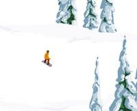 Dağda Kar Kayağı 2