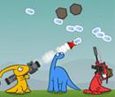 Dinozorlar ve Meteorlar