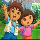 Diego Ve Dora Balıkçılık