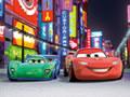 Disney Arabalar Puzzle
