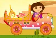 Dora Bayram Şekeri Taşıma
