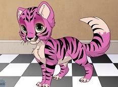 Fingirdek Kedi Makyajı