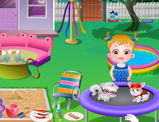 Bebek Hazel Pet Eğlenceci