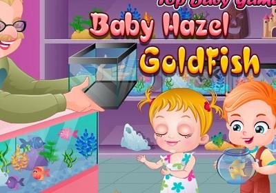 Hazel Bebek Japon Balığı