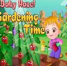 Hazel Bebek Bahçe Saati