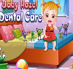 Hazel Bebek Diş Hekiminde