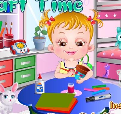 Hazel Bebek Elişi Zamanı