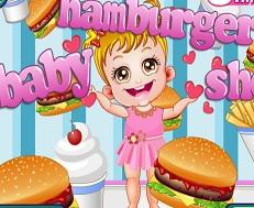 Bebek Hazel Hamburger D�kkan�