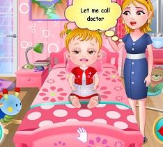 Hazel Bebeğin Midesi Bozuk