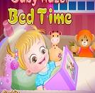 Hazel Bebek Uyku Hazırlığı