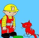 İtfaiyeci Sam Kedi Kurtar
