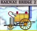 Kamyon Tren Köprüsü
