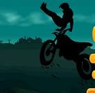 Karanlıkta Bisiklet Yarışı