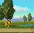 Kestane Yarış Atı
