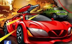 Kırmızı Casus Araba