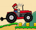 Kırmızı Traktörlü Mario