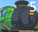 Kömürlü Kara Tren 5