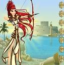 Kraliçe Artemis Giydirme