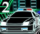 Neon Araba Yarışı 2