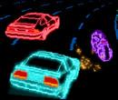 Neon Araba Yarışı