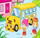 Okul Otobüsü Tasarımı