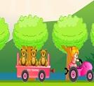 Oyuncak Traktörü Sürme