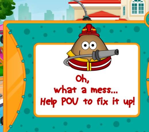 İtfaiyeci Pou
