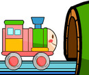Renkli Tren Yolu