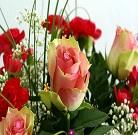 Sevgiliye Saklı Çiçekler