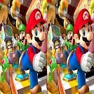 Süper Mario 5 Fark Bul
