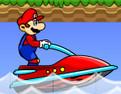 Süper Mario Deniz Motoru